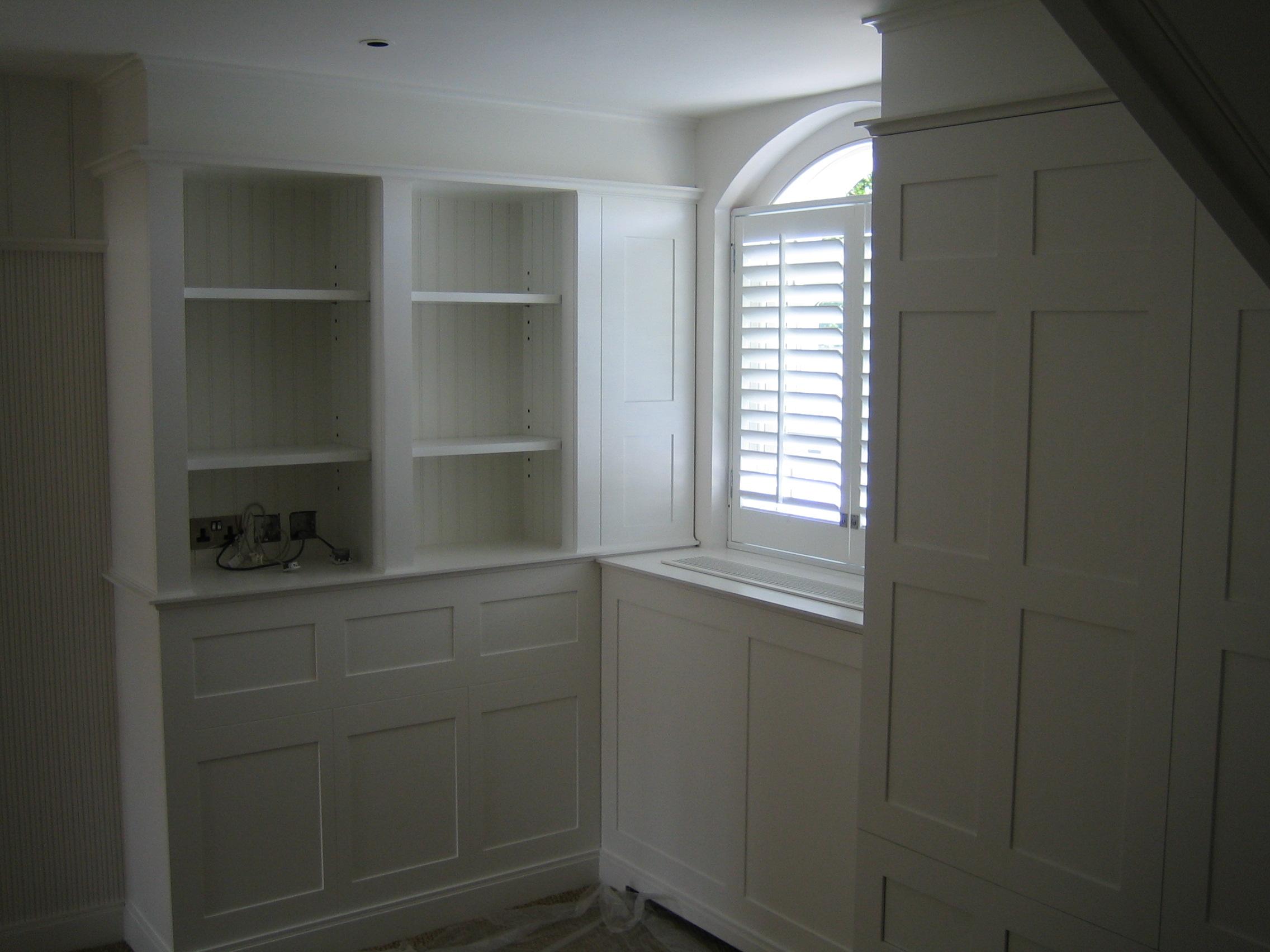 Bespoke carpentry solutions