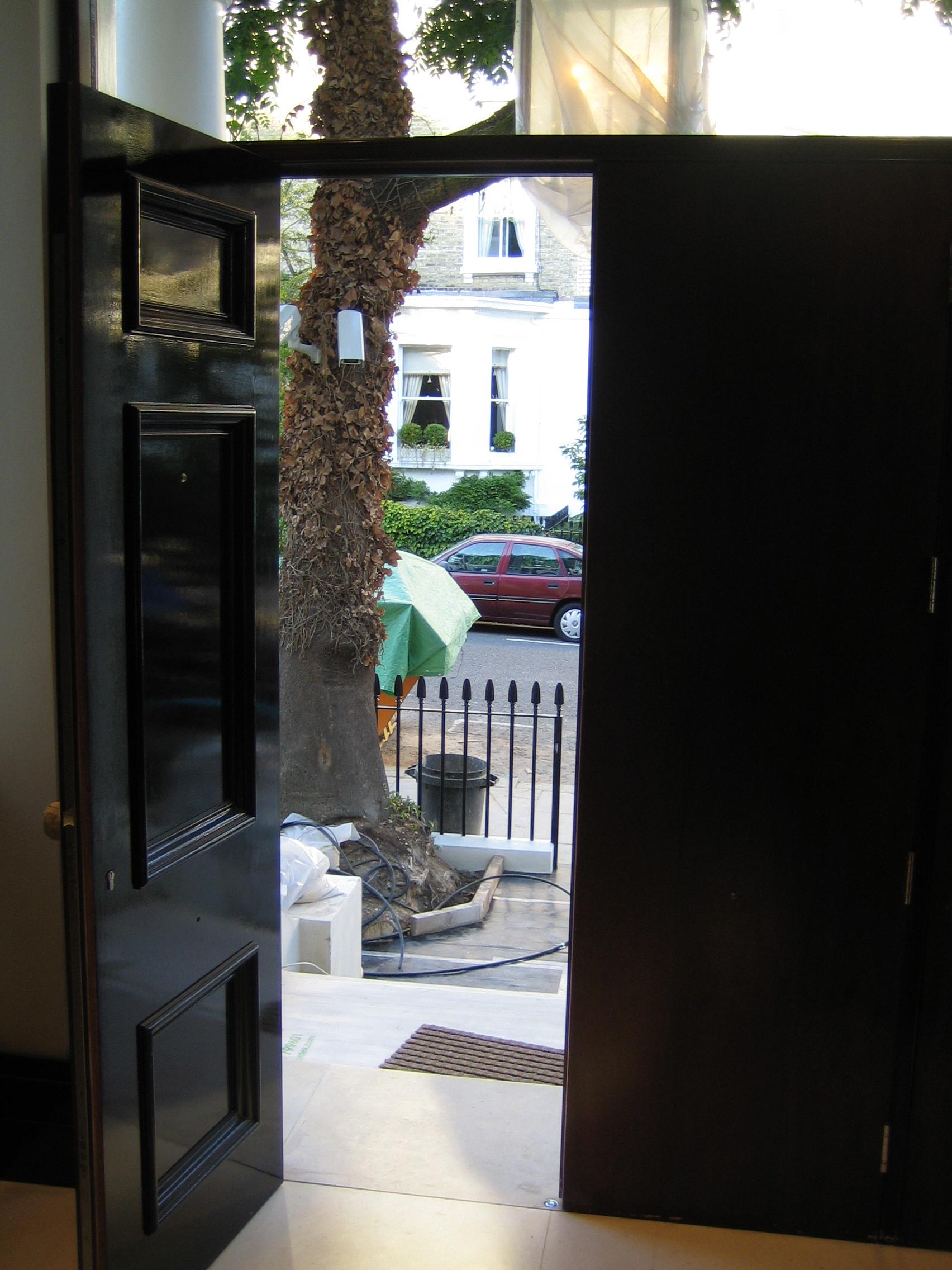 Custom Made Doors London Carpentry Solutions
