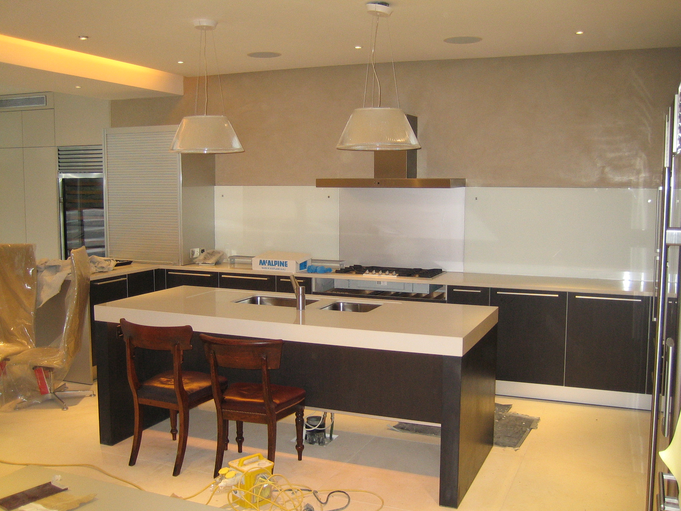 Kitchens london carpentry solutions for Custom made kitchens