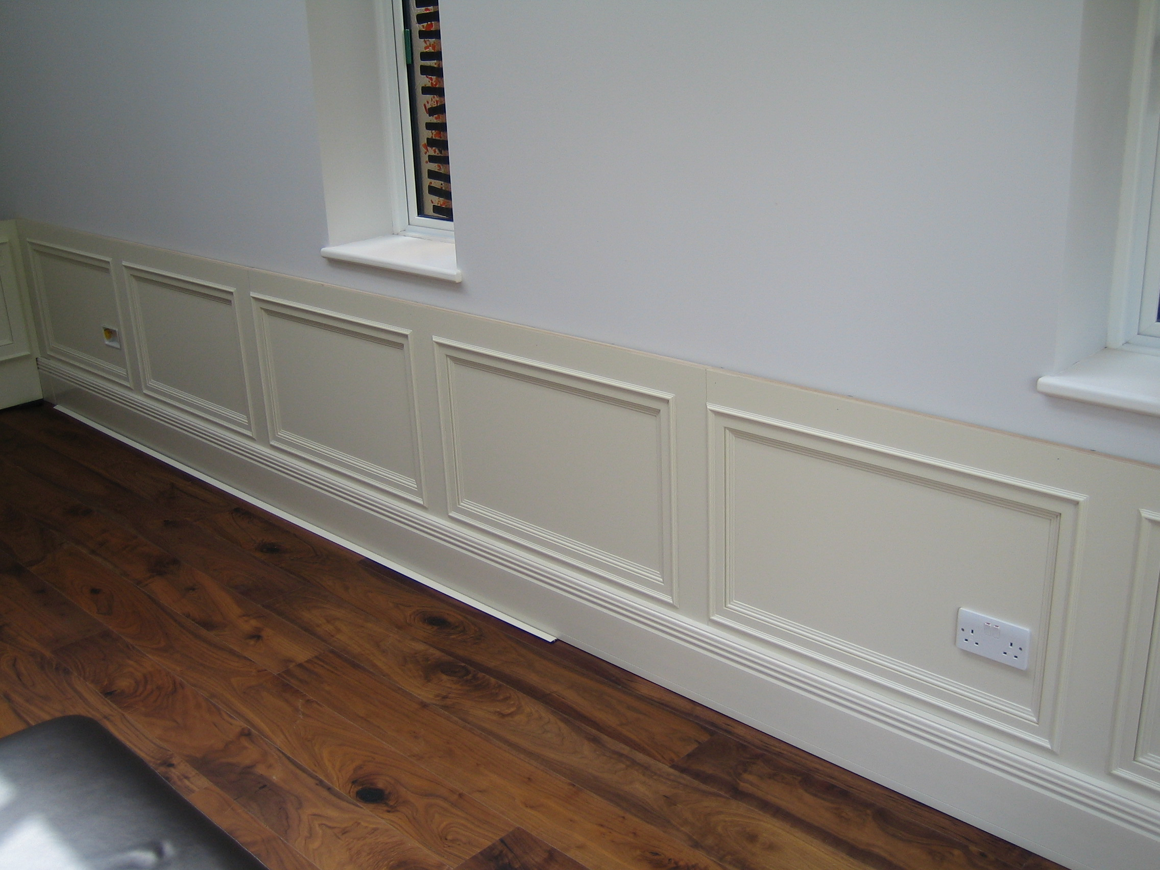 Wall Paneling London Carpentry Solutions