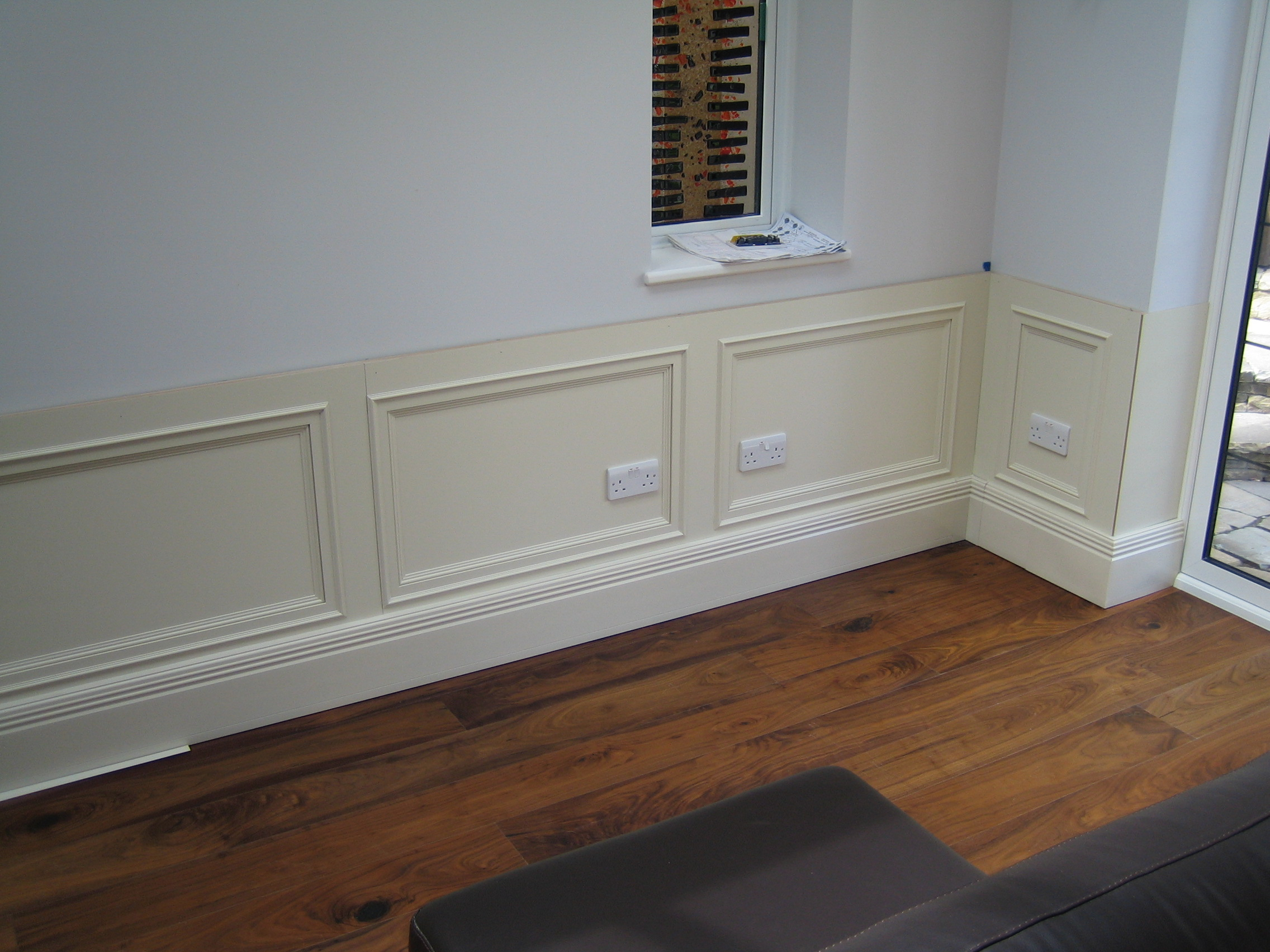 Wall Paneling - London Carpentry Solutions