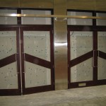 Bespoke commercial doors