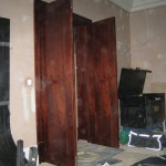Elegant custom doors